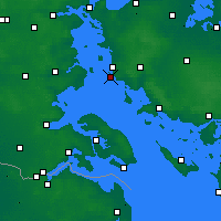 Nearby Forecast Locations - Toroe - карта