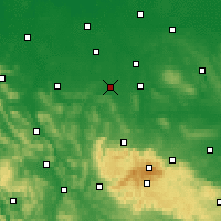 Nearby Forecast Locations - Зальцгиттер - карта