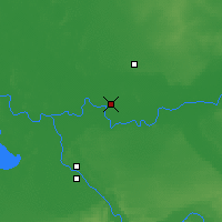 Nearby Forecast Locations - Zhaoyuan - карта