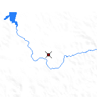 Nearby Forecast Locations - Nagqu - карта
