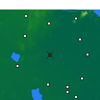 Nearby Forecast Locations - Shuyang - карта