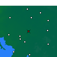 Nearby Forecast Locations - Lianshui - карта