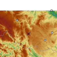 Nearby Forecast Locations - Napo - карта