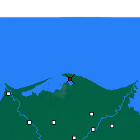 Nearby Forecast Locations - Балтим - карта