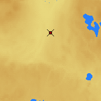 Nearby Forecast Locations - Red Earth - карта