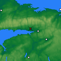 Nearby Forecast Locations - Debert - карта