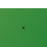 Nearby Forecast Locations - Las Lomitas - карта