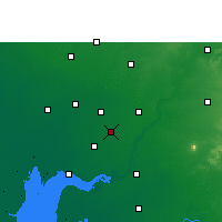 Nearby Forecast Locations - Anand - карта