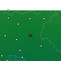 Nearby Forecast Locations - Dalkhola - карта