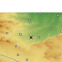 Nearby Forecast Locations - Talode - карта