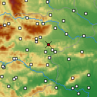 Nearby Forecast Locations - Poljčane - карта