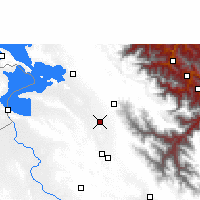 Nearby Forecast Locations - Viacha - карта