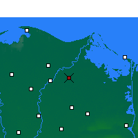 Nearby Forecast Locations - Дикирнис - карта