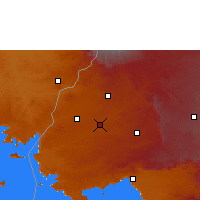 Nearby Forecast Locations - Mumias - карта