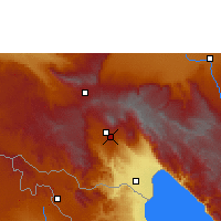 Nearby Forecast Locations - Tukuyu - карта