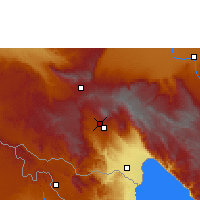 Nearby Forecast Locations - Katumba - карта