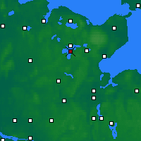 Nearby Forecast Locations - Гросер-Плёнер-Зе - карта