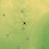 Nearby Forecast Locations - Wausau - карта