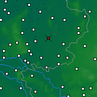 Nearby Forecast Locations - Lochem - карта