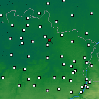 Nearby Forecast Locations - Mol - карта