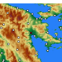 Nearby Forecast Locations - Аргос - карта