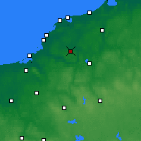 Nearby Forecast Locations - Славно - карта
