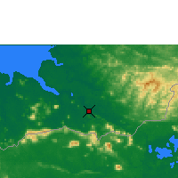 Nearby Forecast Locations - Sri Aman - карта