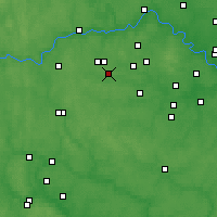 Nearby Forecast Locations - Апрелевка - карта